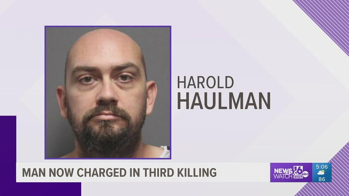 Haulman charged in Michigan murder