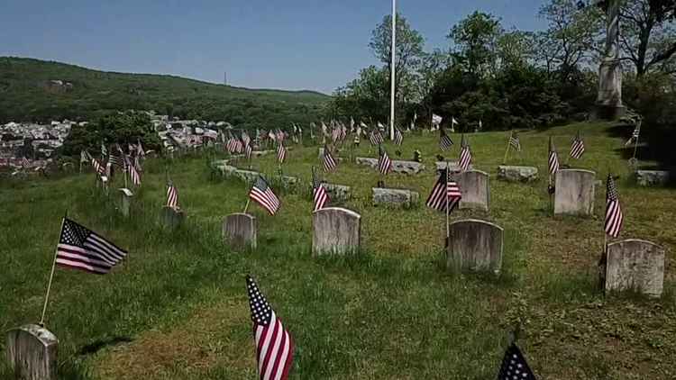 Back Down the Pennsylvania Road: The meaning of Flag Day
