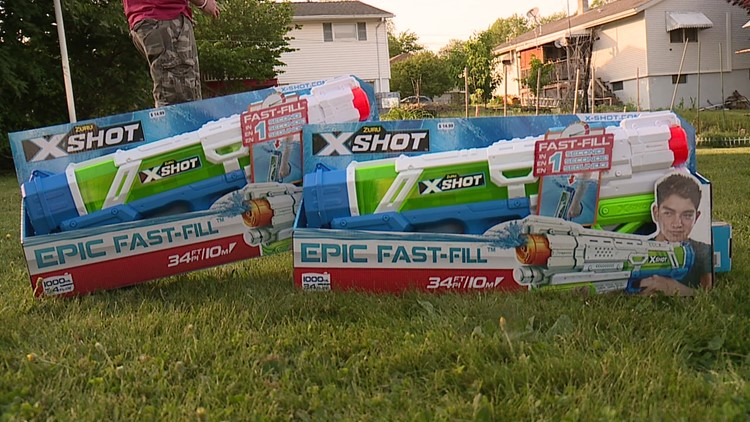 Does It  Really Work: X-Shot Water Blaster