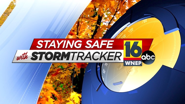 The Stormtracker 16 Team loves fall - experience the changes together