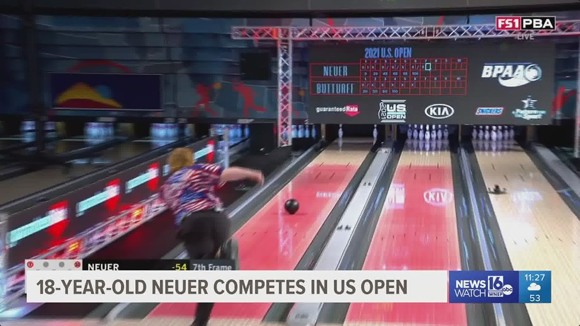 Lewisburg native makes bowling history by converting 7-10 split on live TV for first time in 30 years
