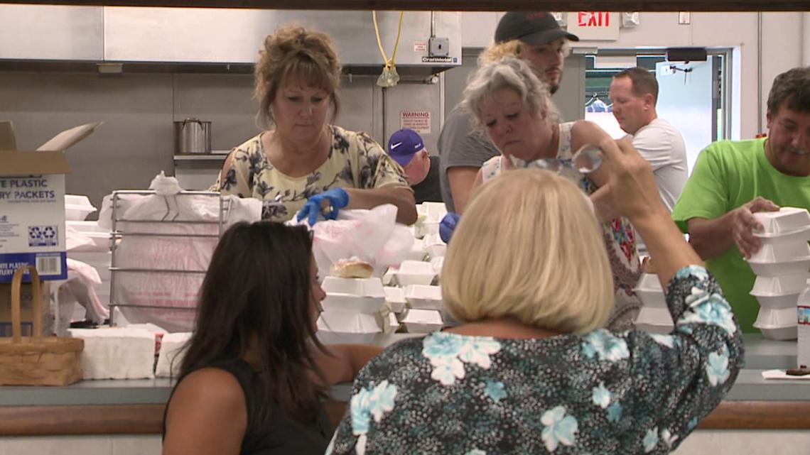 Pasta dinner fundraiser held in Lackawanna County