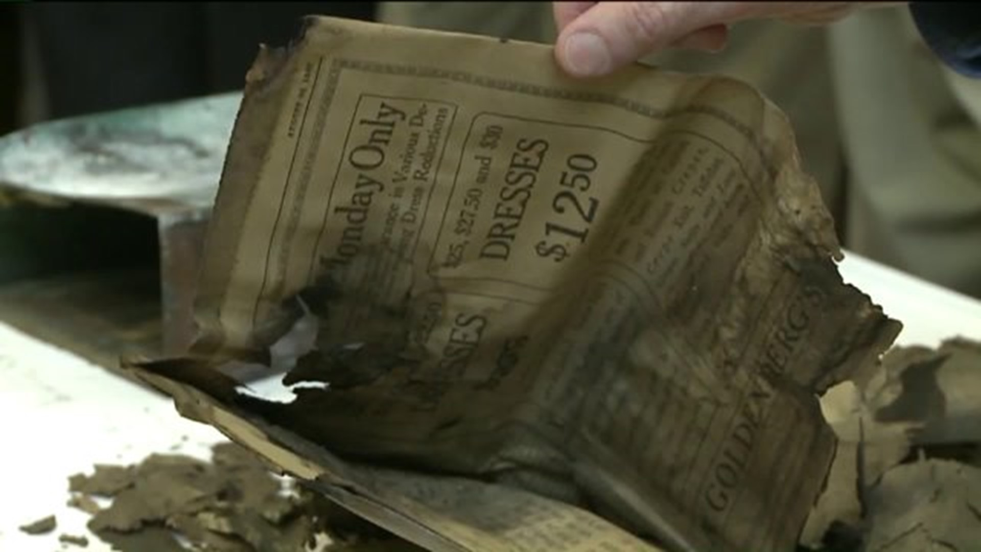 Ymca Opens Time Capsule To Celebrate 150 Years Wnep Com
