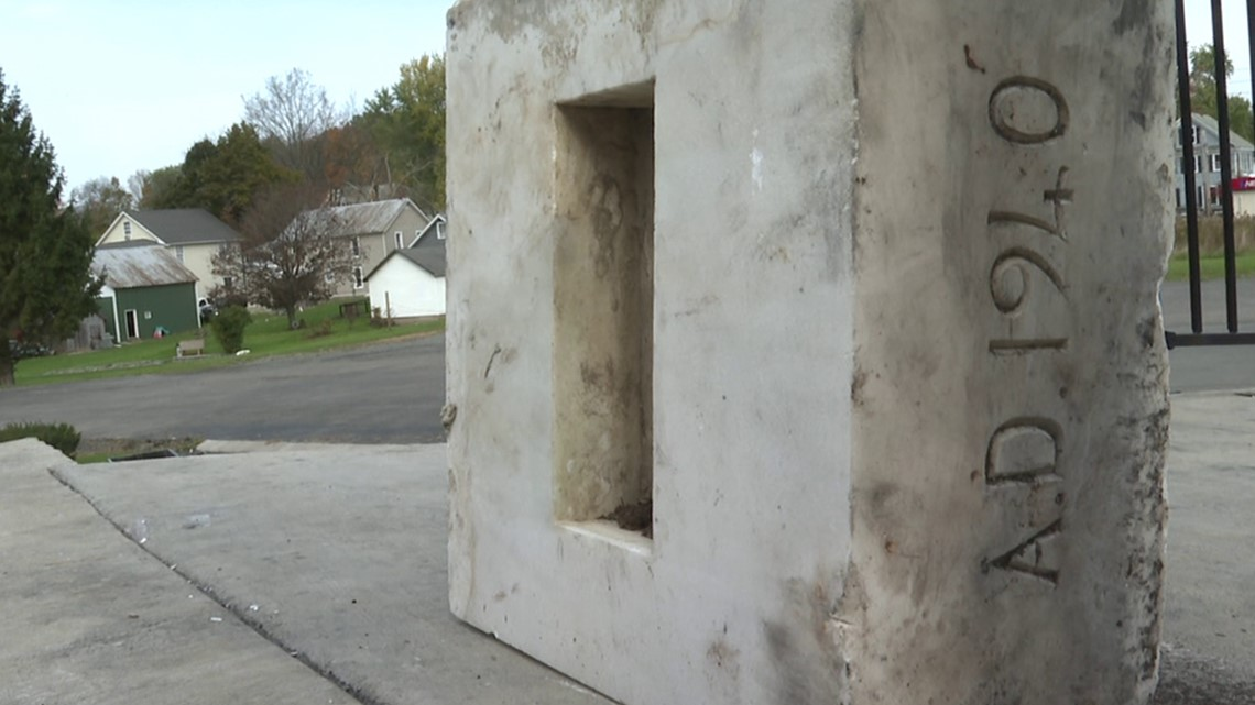 Time capsule found after demolition in Susquehanna County