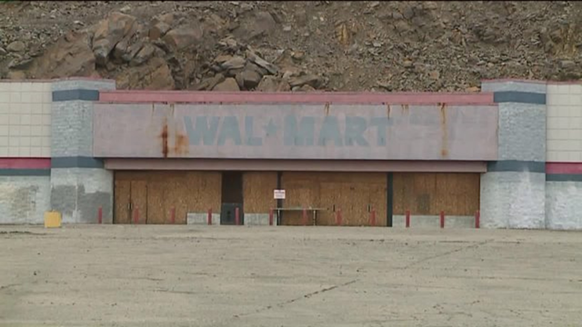 Abandoned Walmart Getting New Owner Wnep Com