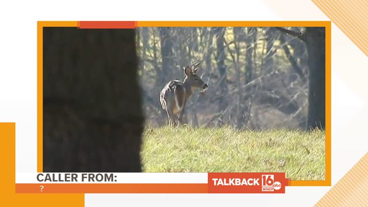 Talkback 16: Deer season changes