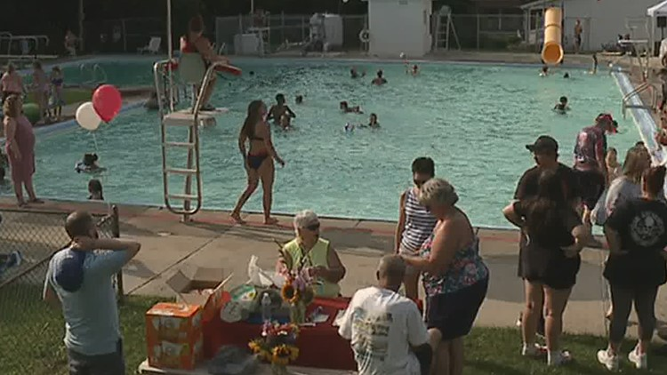 Splash party for Special Olympics athletes in Schuylkill County