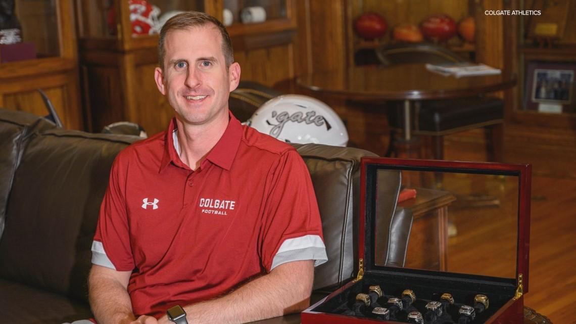 Stan Dakosty Jr. Named Colgate Interim Head Football Coach