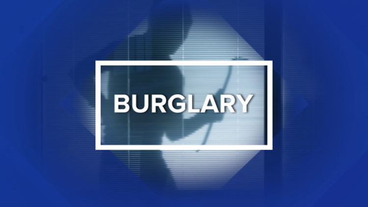 Police: Woman broke into home with a shovel