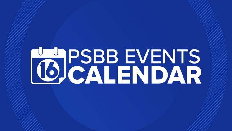 PSBB Events Calendar