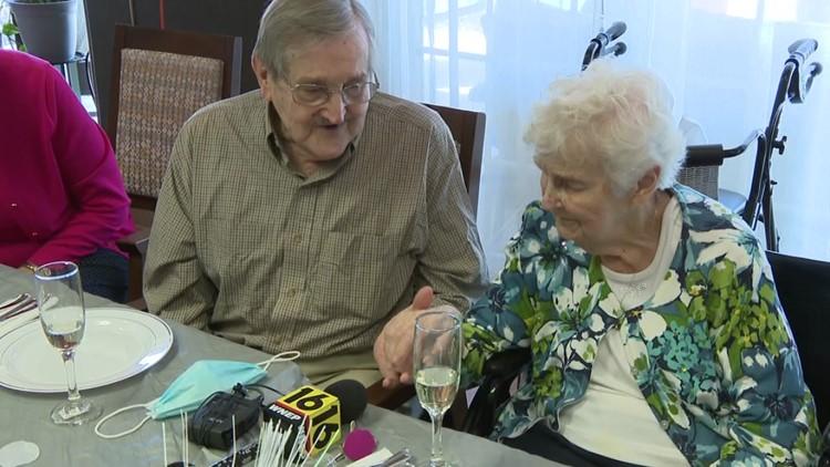 Shamokin couple celebrate 70 years of wedded bliss