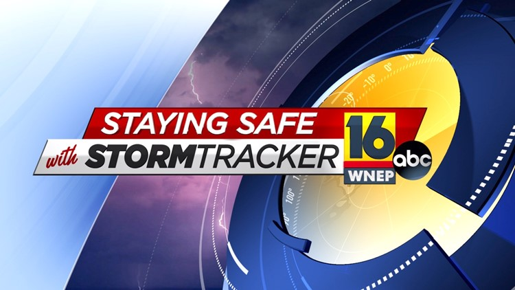 Staying Safe with Stormtracker 16: Severe spring weather safety tips