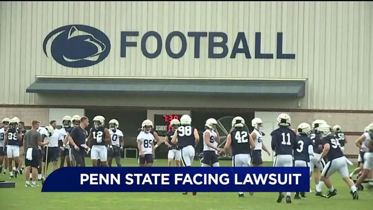 Coach Franklin Defends Penn State Footbal against Lawsuit