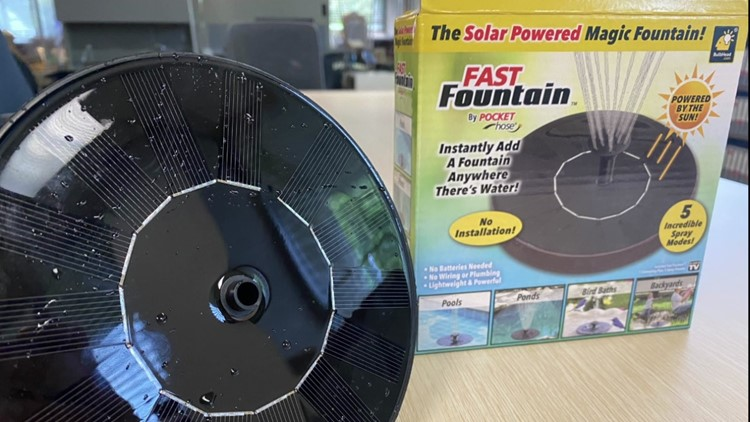 Does It Really Work: Fast Fountain