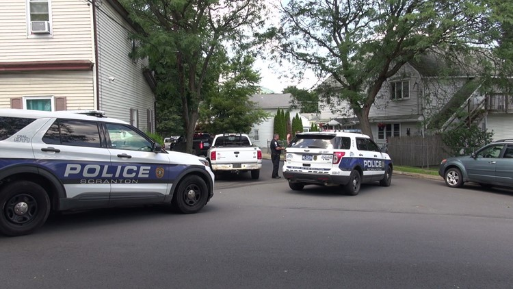 Woman severely injured after dog attack in North Scranton