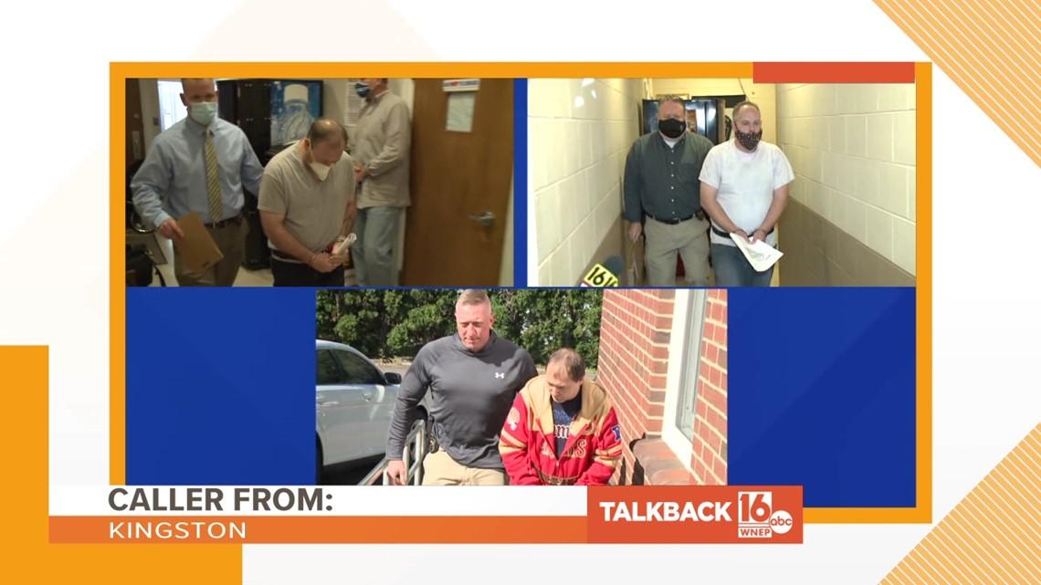 Talkback 16: Child predator roundup