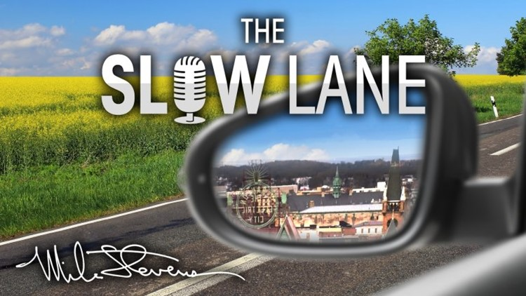 The Slow Lane with Mike Stevens