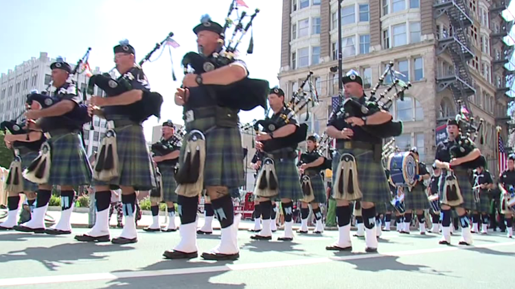 Scranton's St. Patrick's Parade back on in the Electric City!