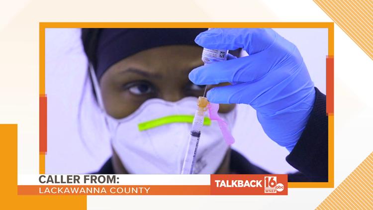 Talkback 16: Mask and vaccine mandates