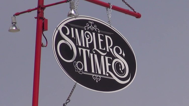 Owners optimistic about 'Simpler Times' in Forest City