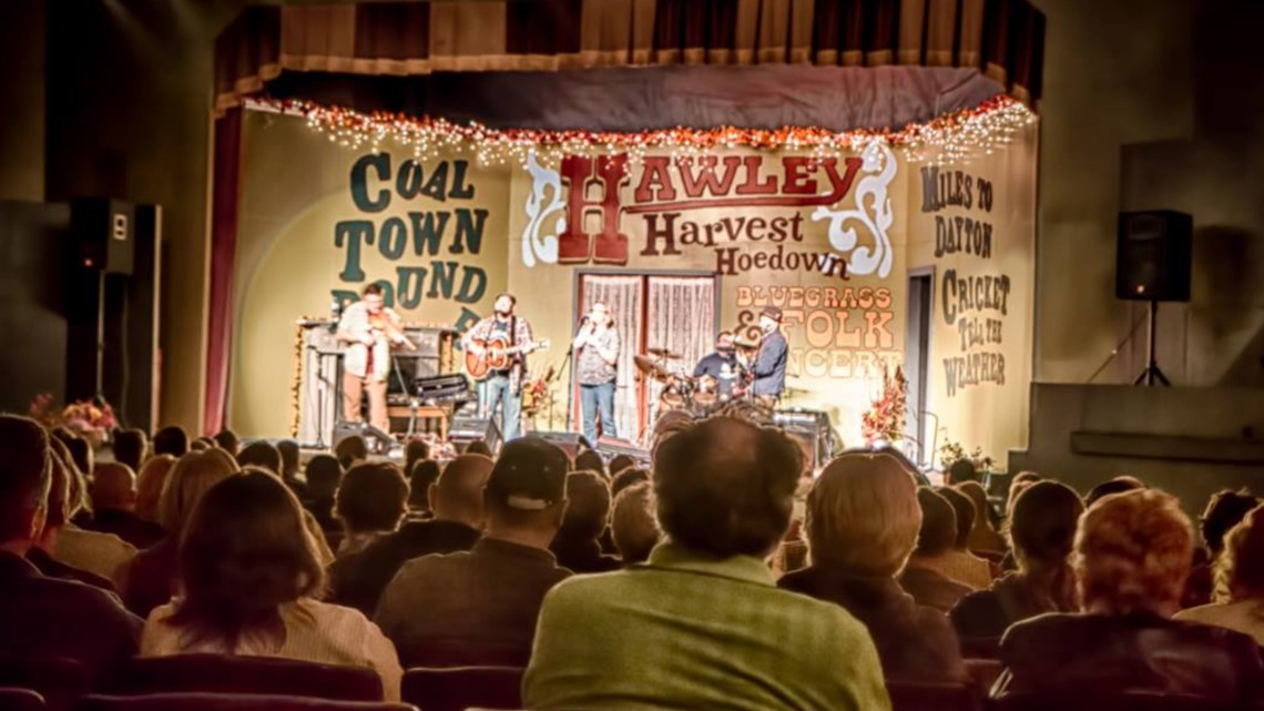 Yee-haw! Kick up your heels this weekend at the Hawley Harvest Hoedown