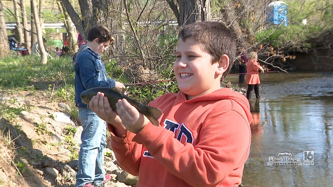 Little Shamokin Creek Watershed Association Trout Derby