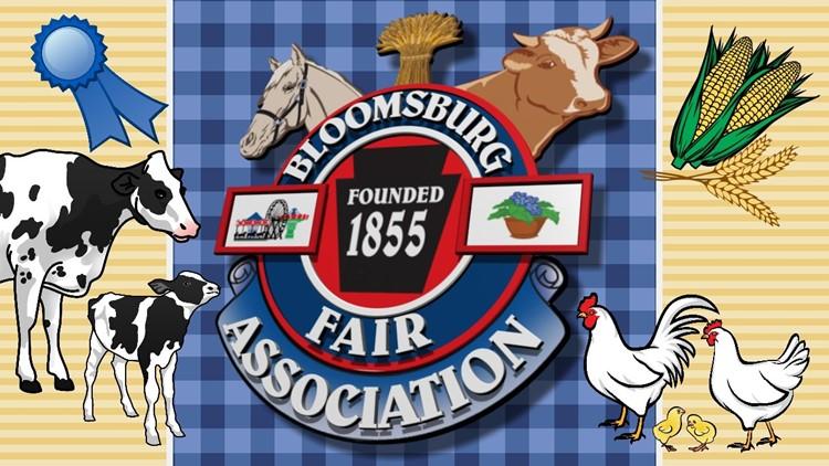 Bloomsburg Fair: 2021 Free Stage schedule