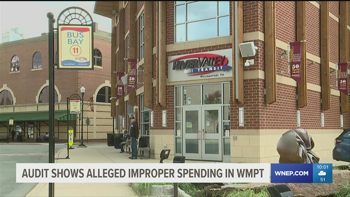 Audit shows improper spending in Williamsport