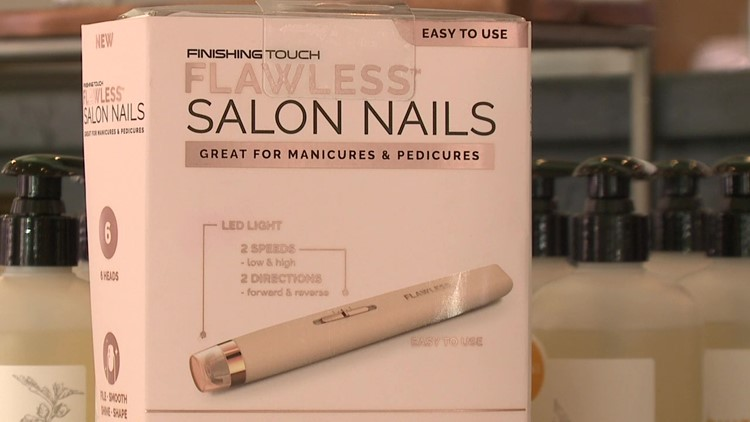 Does It Really Work: Flawless Salon Nails