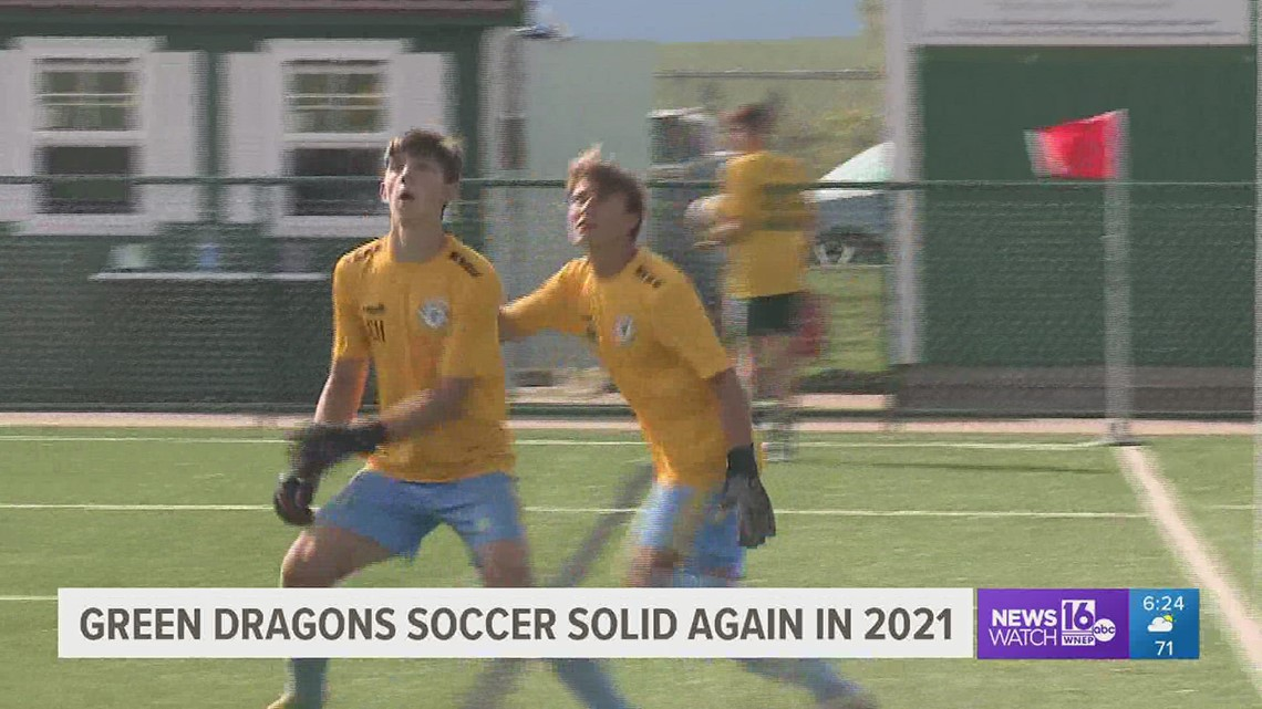 Boy's Soccer Team At Lewisburg Off To An Excellent Start In 2021