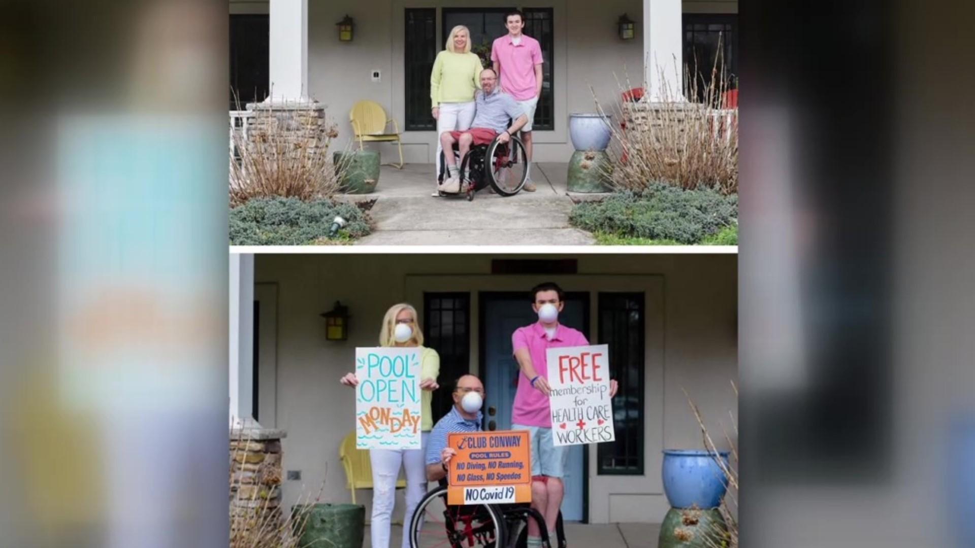 Porch Portraits To Raise Money For