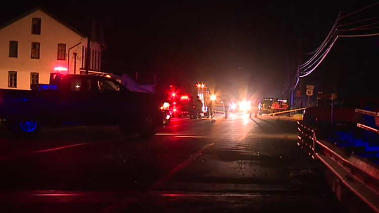 UPDATE: Pedestrian hit and killed in Wyoming County
