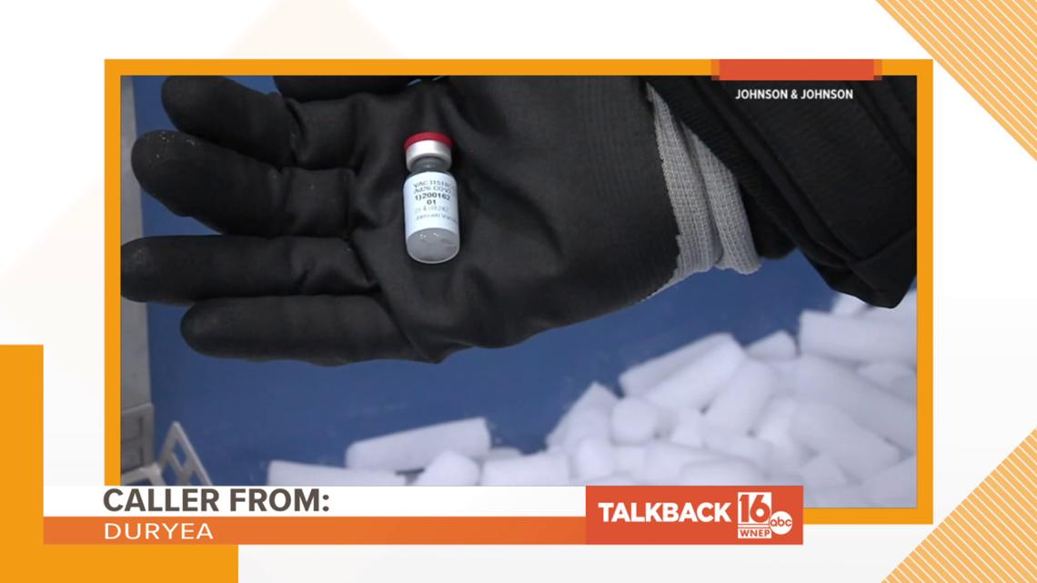 Talkback 16: Vaccine frustrations