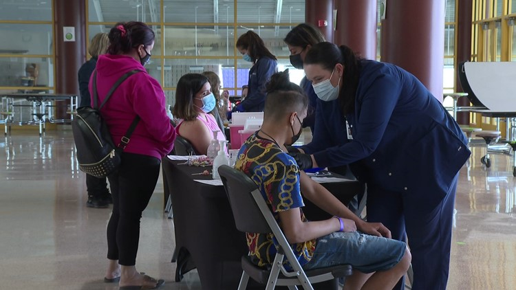 Arkansas students who are vaccinated no longer have to quarantine if exposed to COVID-19