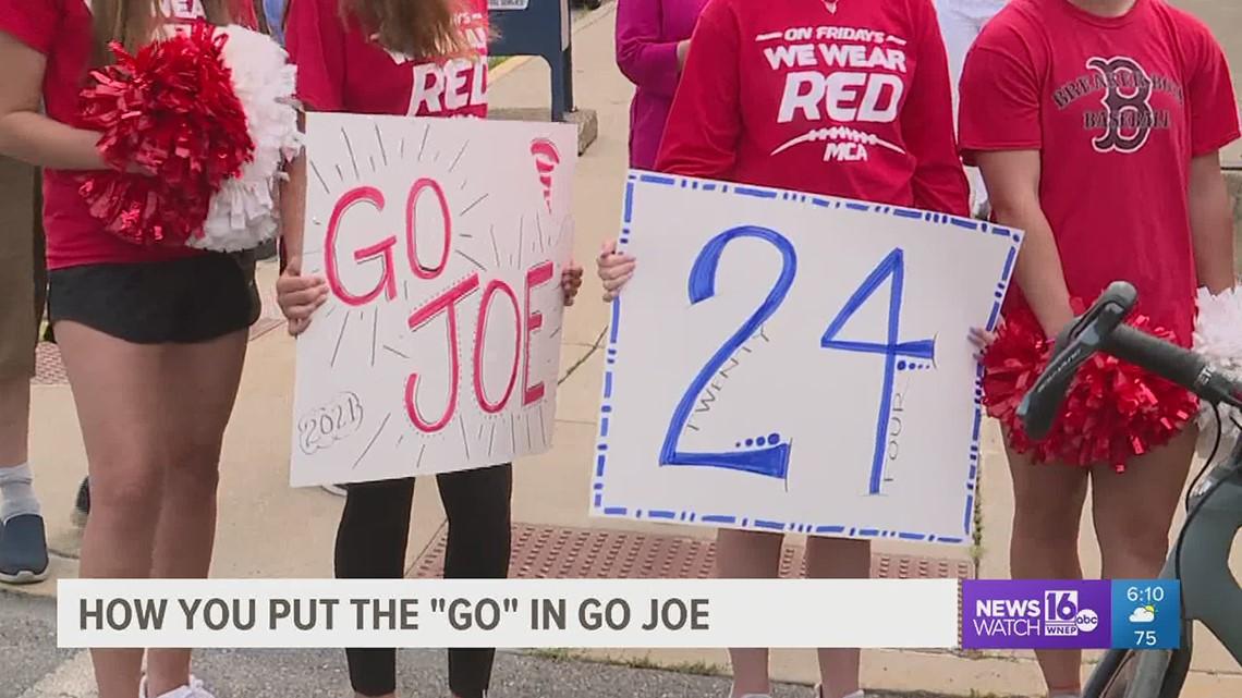 Rest day recap for Go Joe 24