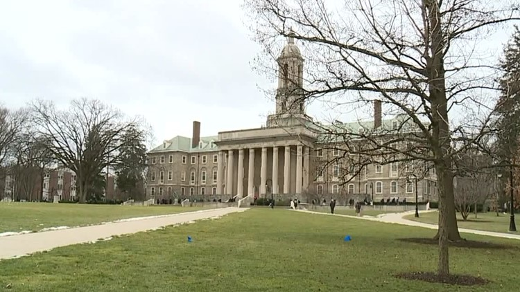 Penn State delays in-person classes for spring semester