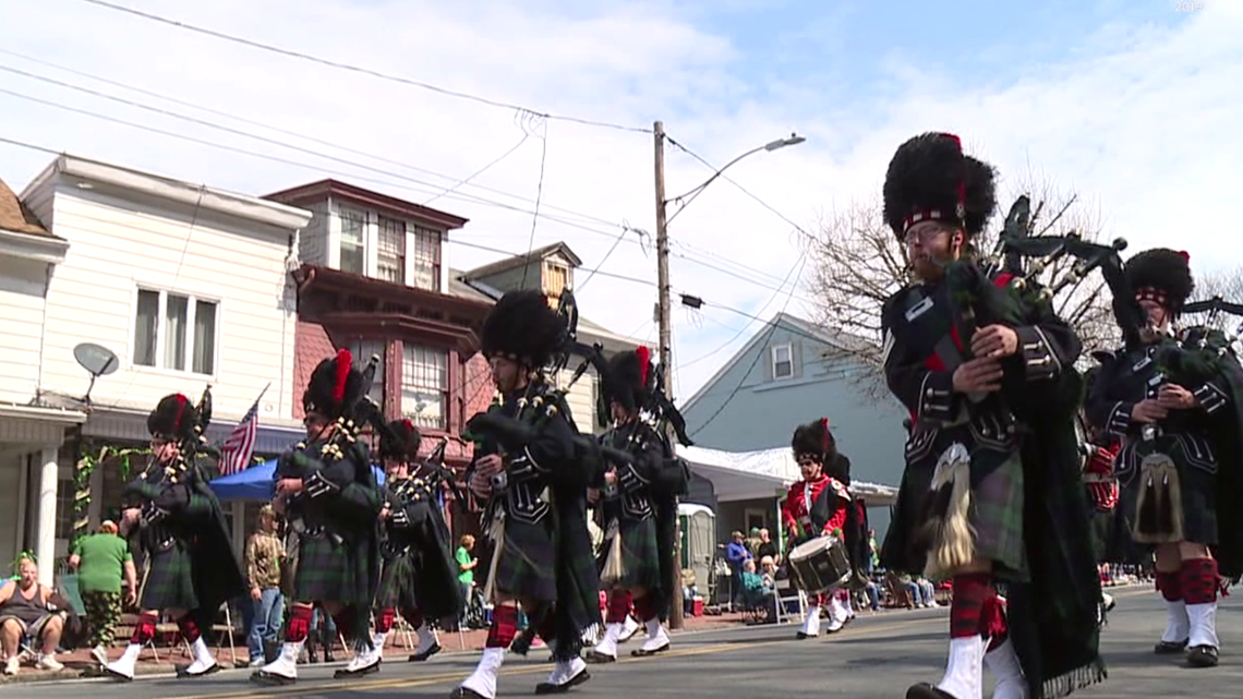 Girardville St. Patrick's Day Parade officially canceled for 2021