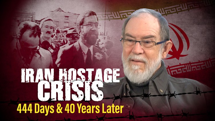 Iran Hostage Crisis survivor Michael Metrinko recalls his 444 days in captivity 40 years ago