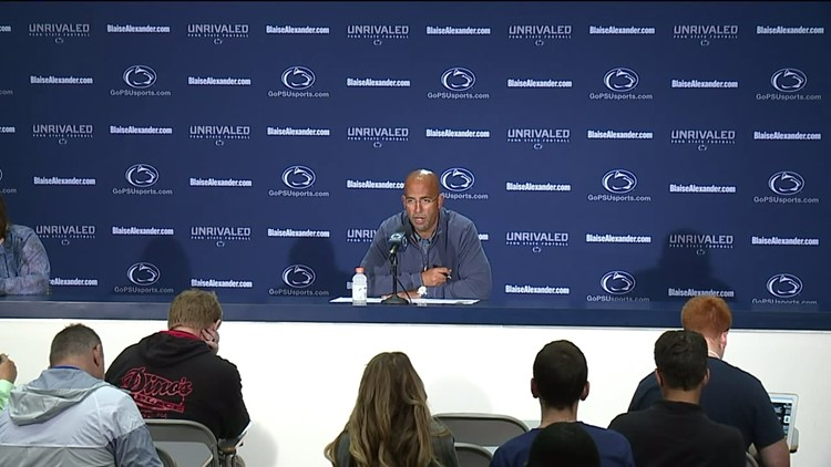 Coach Franklin Defends Penn State Football Against Lawsuit