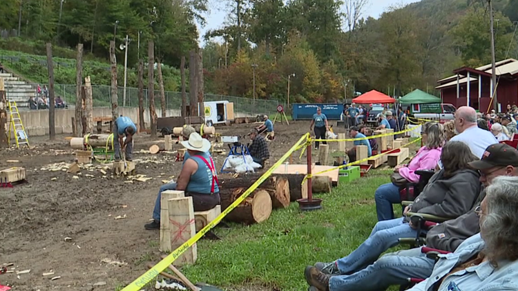 Lumberjacks descend upon Sullivan County for annual competition