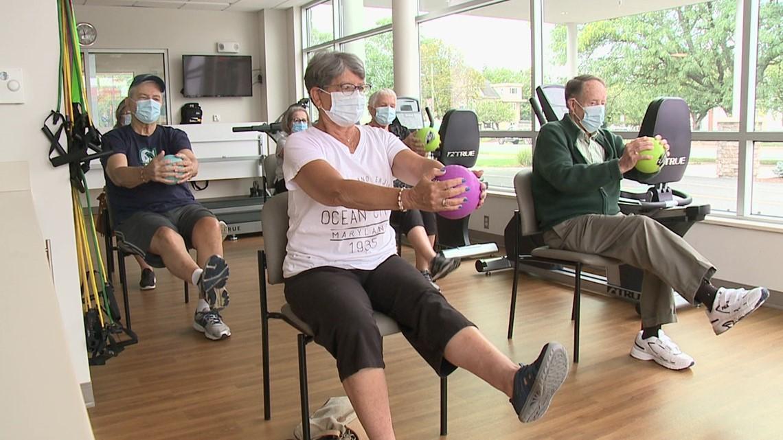 Healthwatch 16: 65 Forward keeping seniors healthy through pandemic