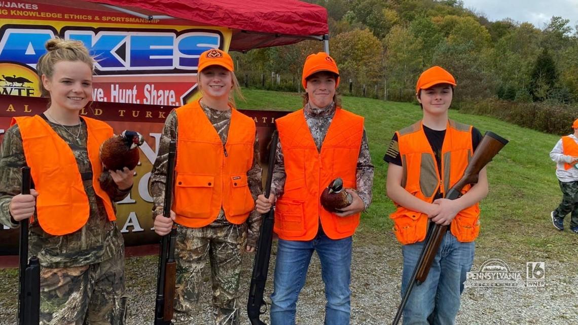 Junior Pheasant Hunt