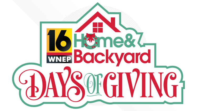 Home & Backyard's 'Days of Giving' contest