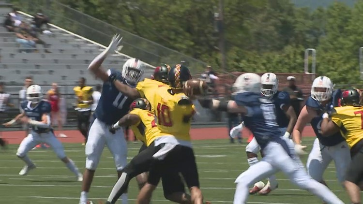 Loyalsock's Holler Helps Team PA Win Big 33 Classic