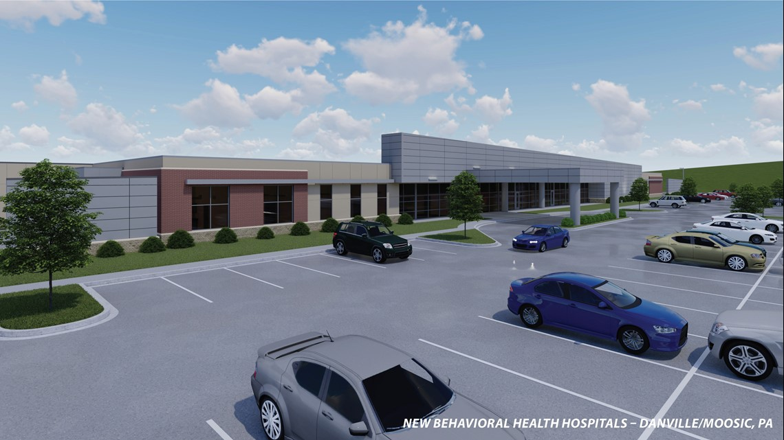 Healthwatch 16: Geisinger, Acadia Healthcare partner in behavioral health facilities