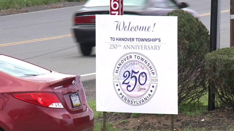 Hanover Township celebrates 250 years