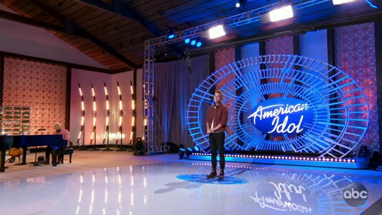 Lycoming County native Brennan Hepler appears on American Idol