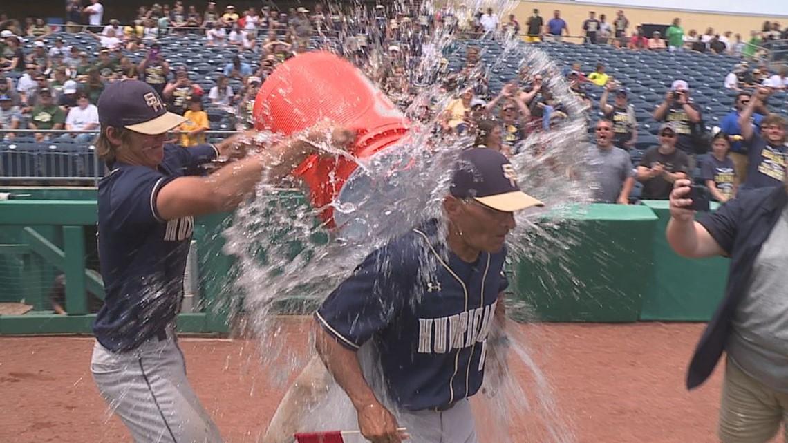Hurricanes Win Baseball Title For Scott Buffington
