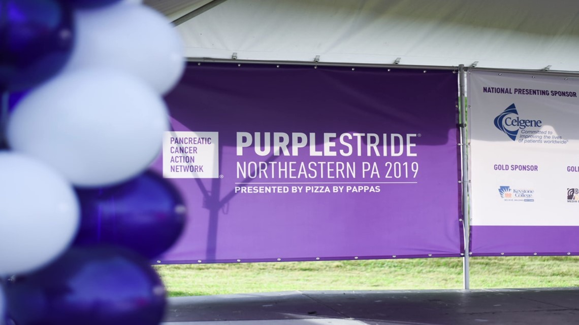 Healthwatch 16: PurpleStride for pancreatic cancer