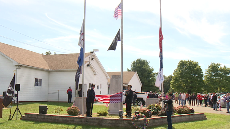 Monroe County Legion hosts 9/11 ceremony